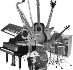 Let the music play on : How2 : musical instruments