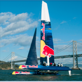 Red Bull Youth America's Cup Team selection. Gruelling. Exhilarating. Decided.