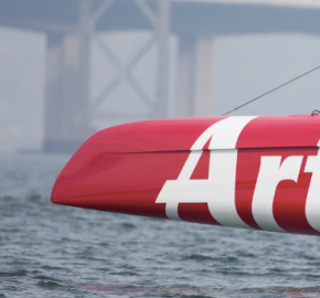 A desperately sad day for America's Cup racing as Artemis crew member dies in training accident