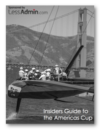 "Free eBook – ""Insiders guide to the America's Cup"""