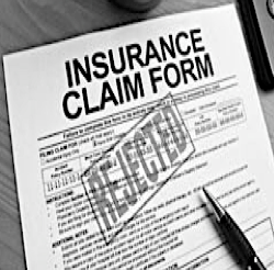 Get the LessAdmin habit…  Make your insurance claim stick